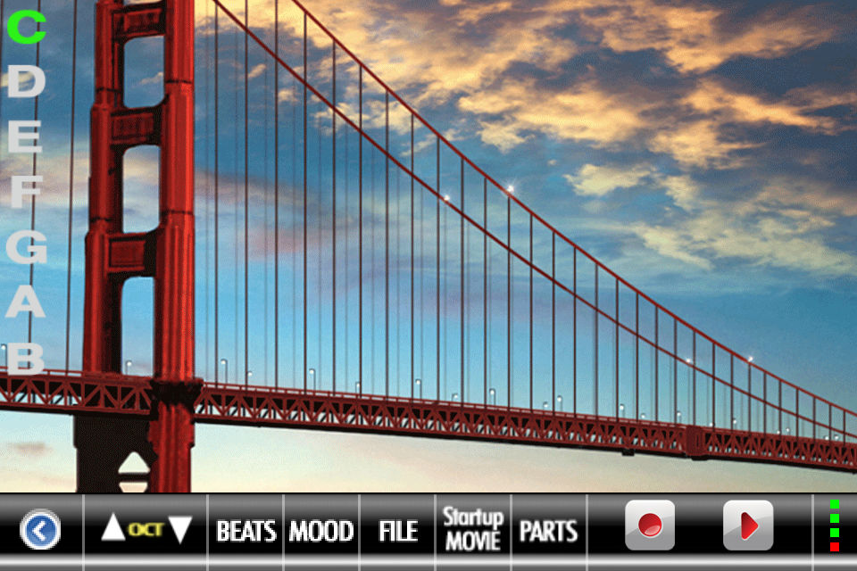 Play The Golden Gate Bridge