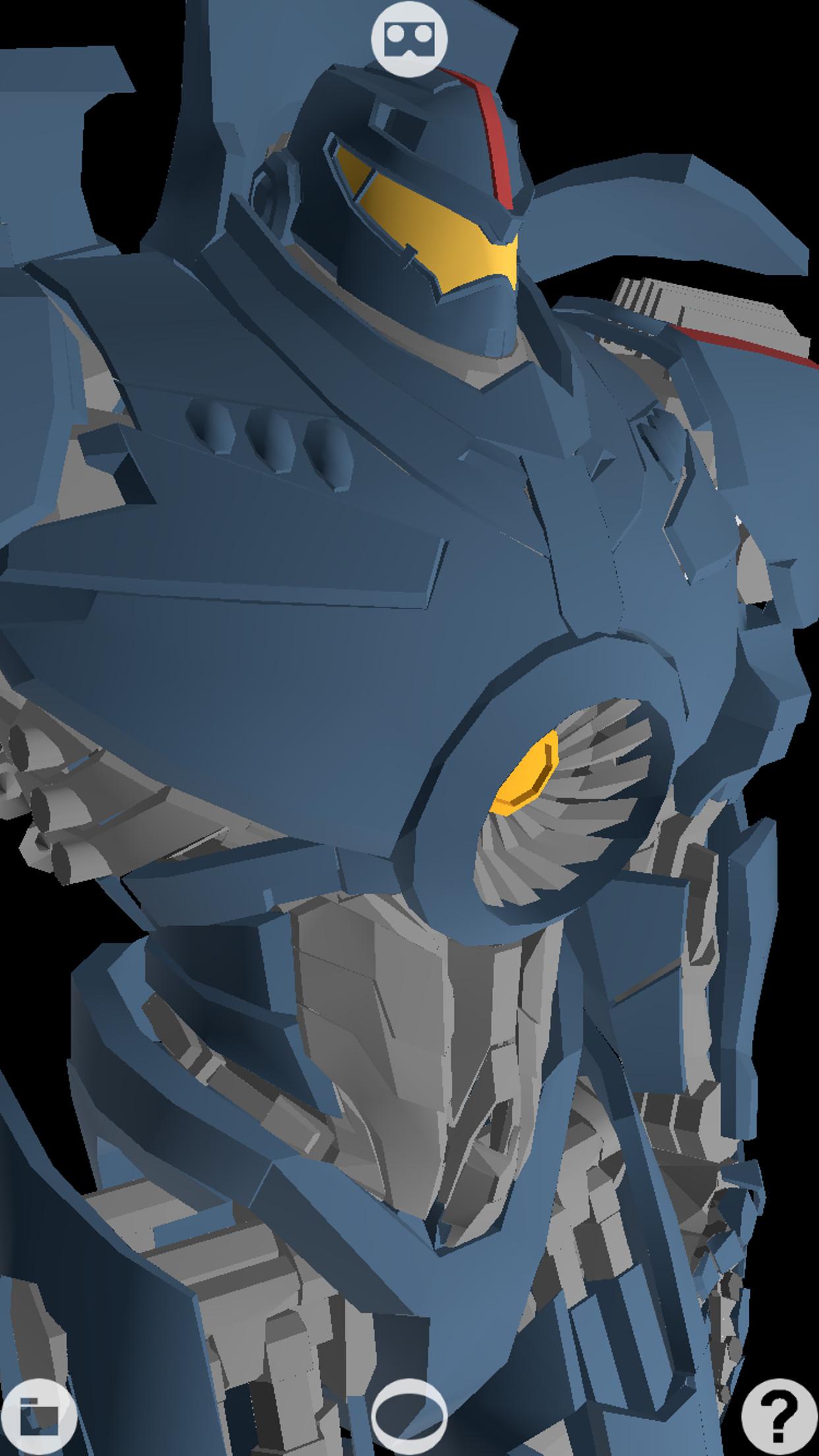 VR Models Manager Screen Shots - NGCYBIT Robotics