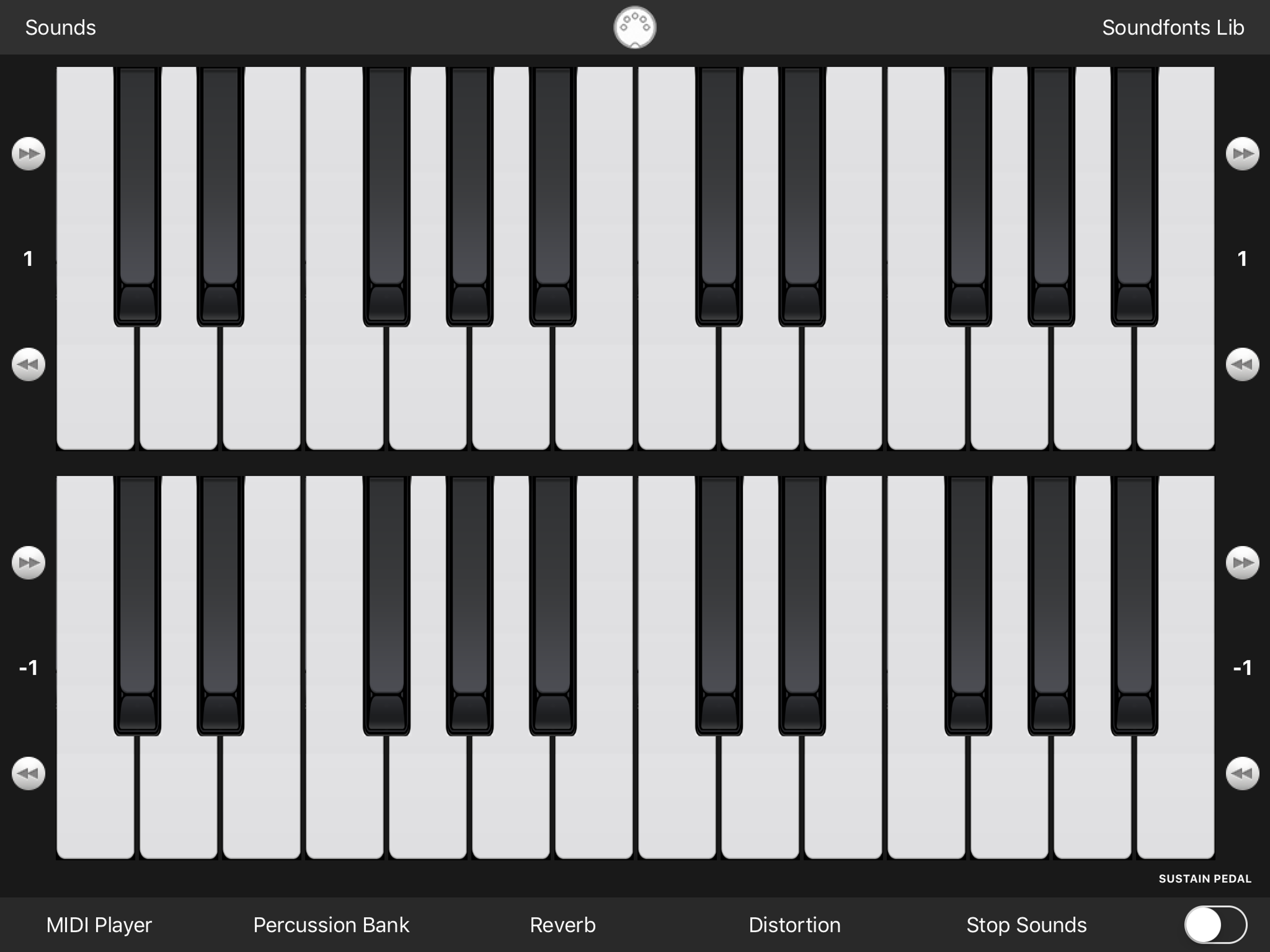 midi Keyboard Screen Shots - NGCYBIT Robotics