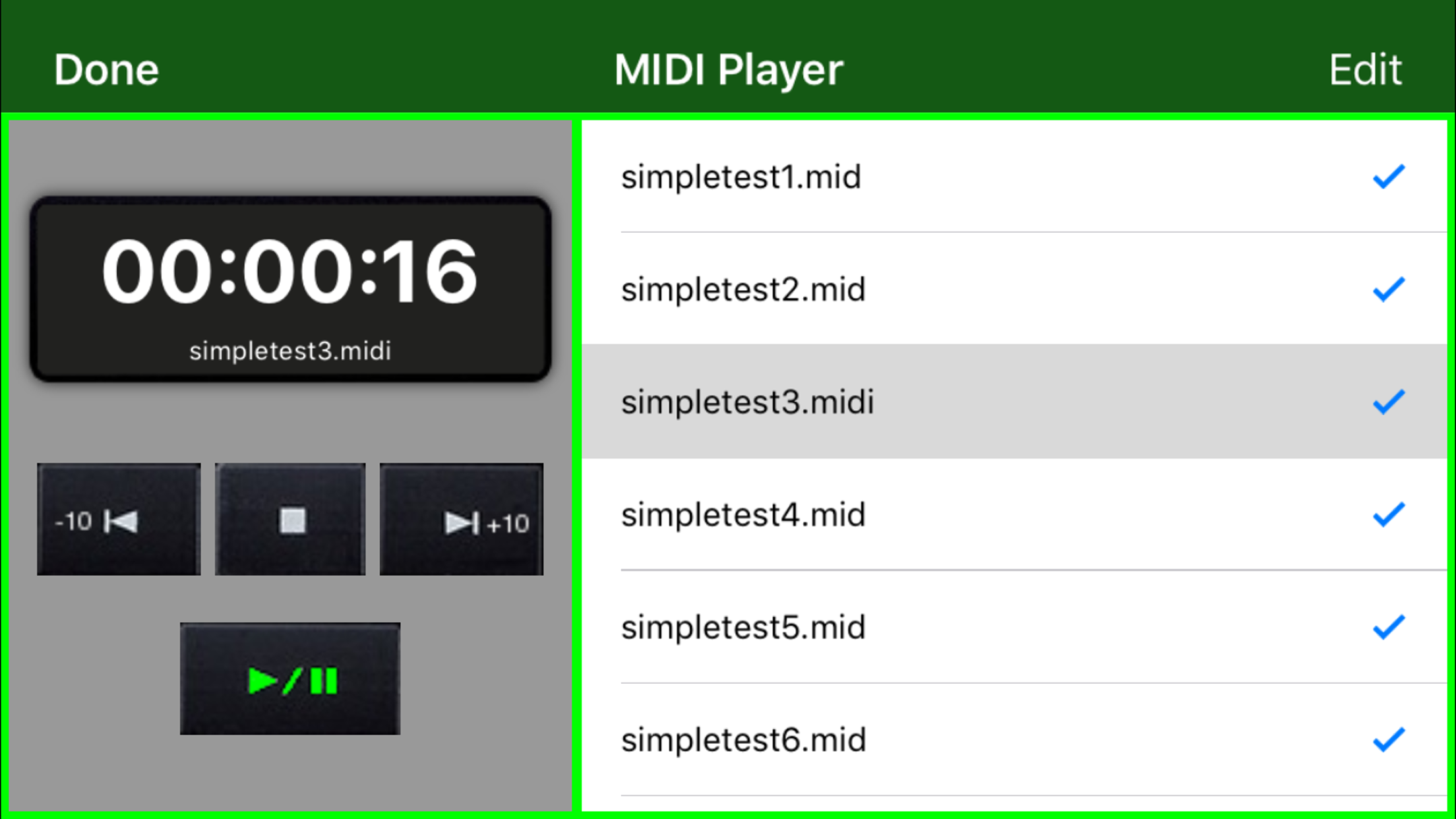 Midi Keyboard Screen Shots Ngcybit Robotics