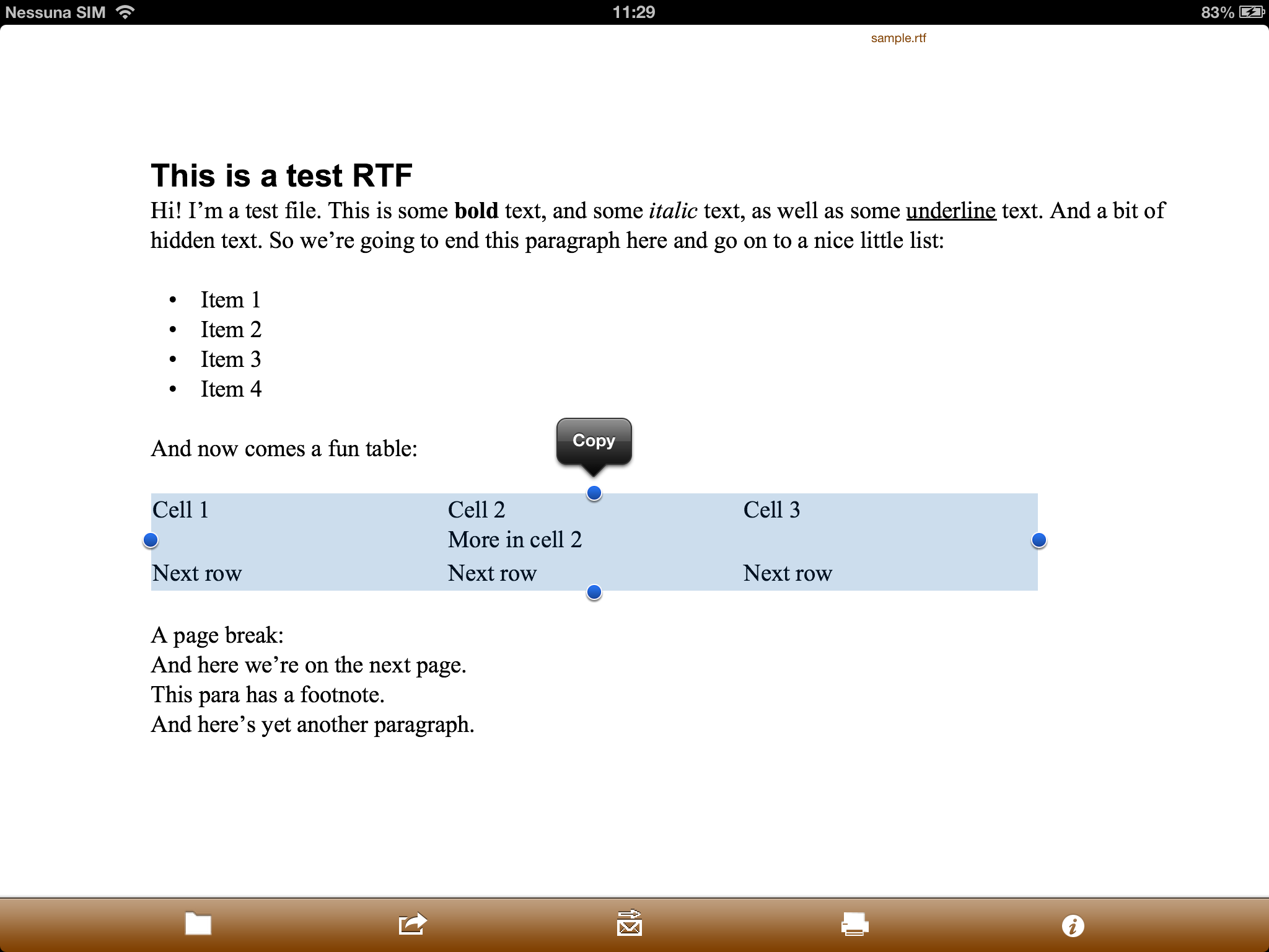 rtfManager HD